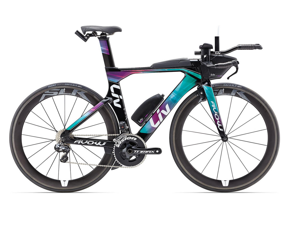 Liv/Giant 2017 Avow Advanced Pro 1 (Composite/Teal/Purple)