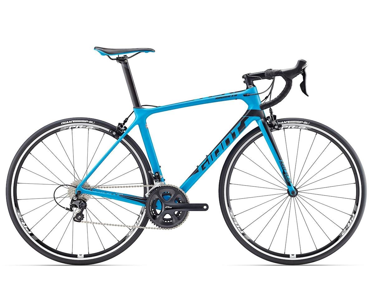 Giant 2017 TCR Advanced 2 (Blue/Black)