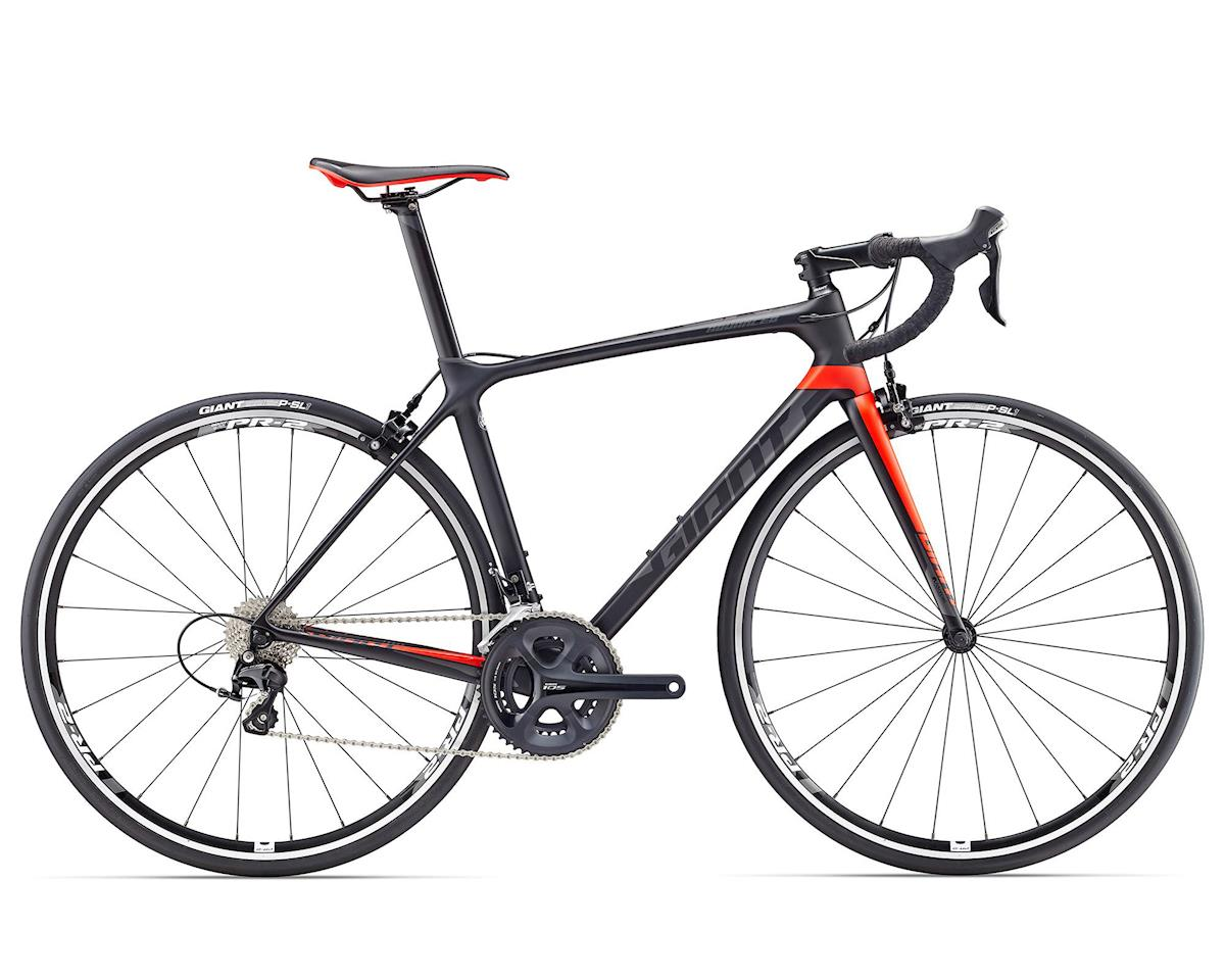 Giant 2017 TCR Advanced 2 (Composite/Neon Red) (M/L)