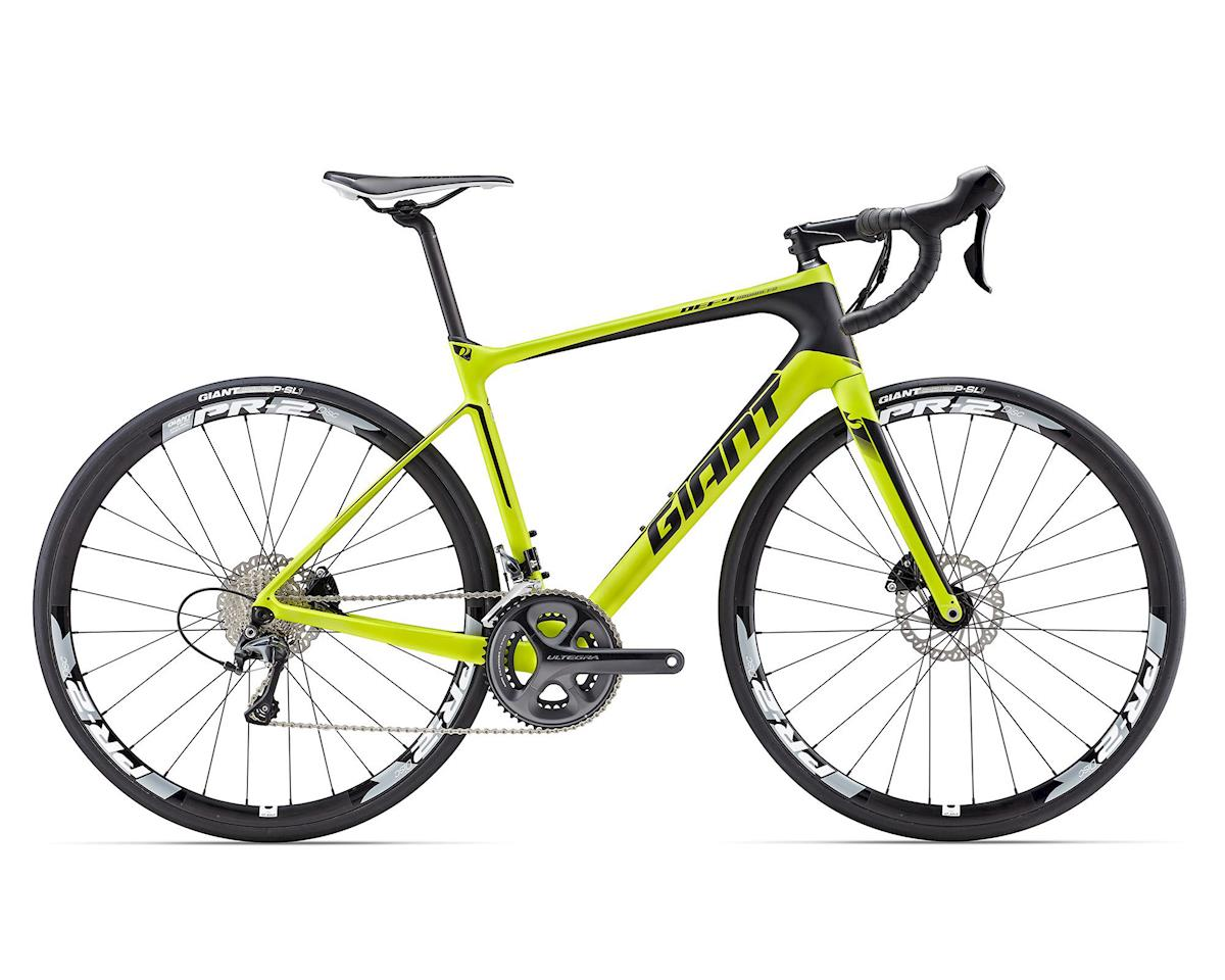 Giant 2017 Defy Advanced 1 (Lime Green)