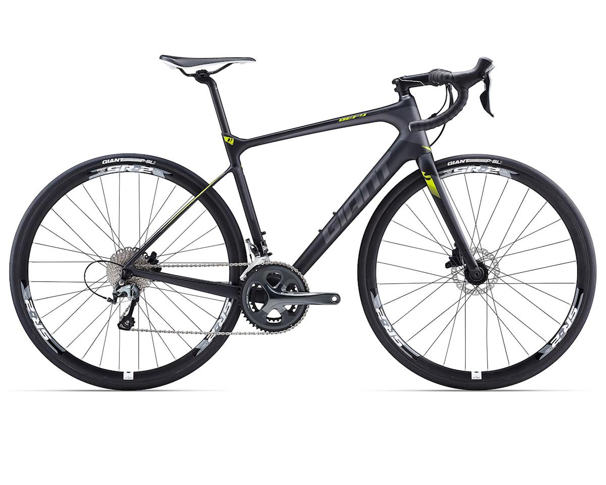 Giant 2017 Defy Advanced 3 (Composite/Silver/Lime)