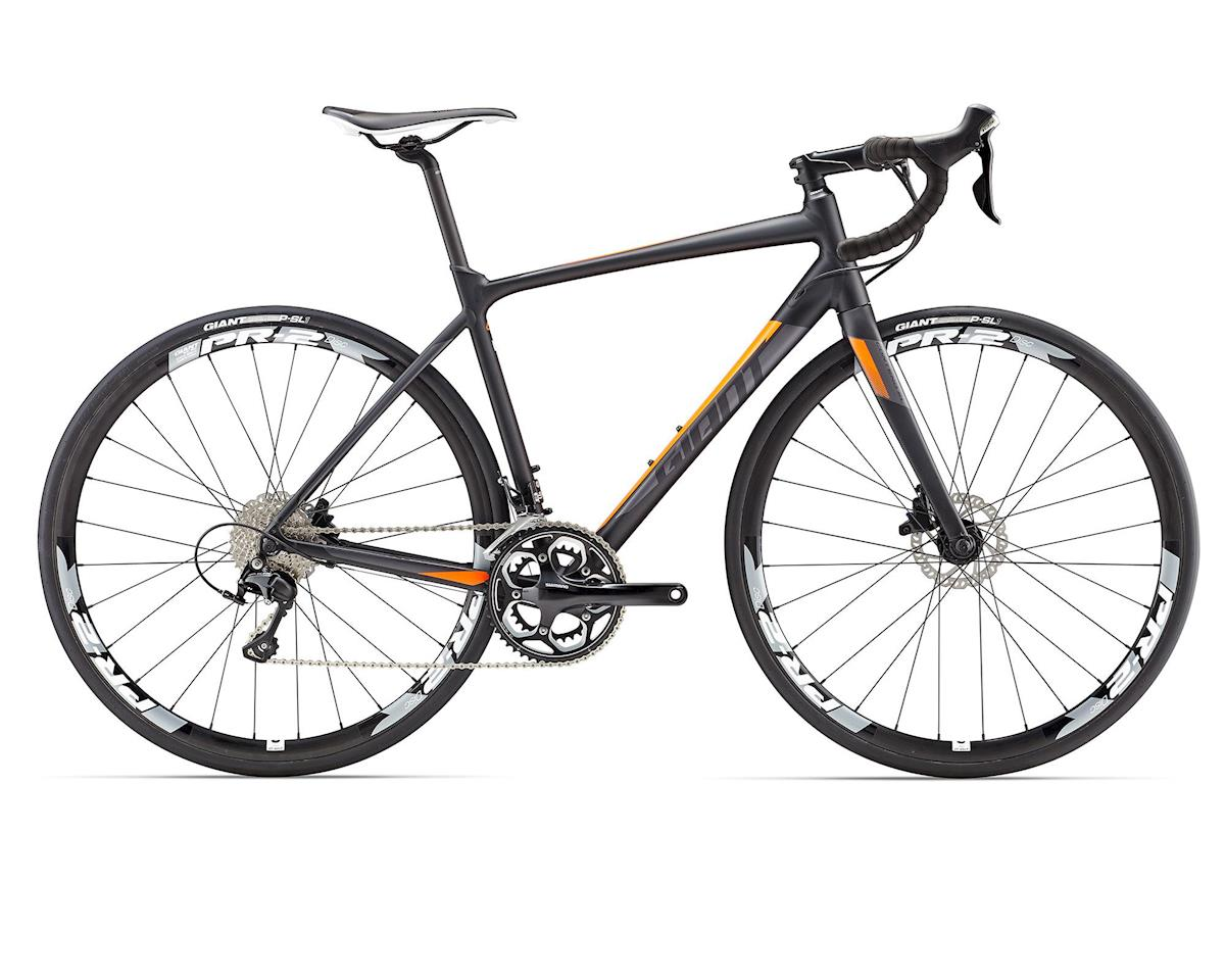 Giant 2017 Contend SL 1 Disc (Black/Orange)