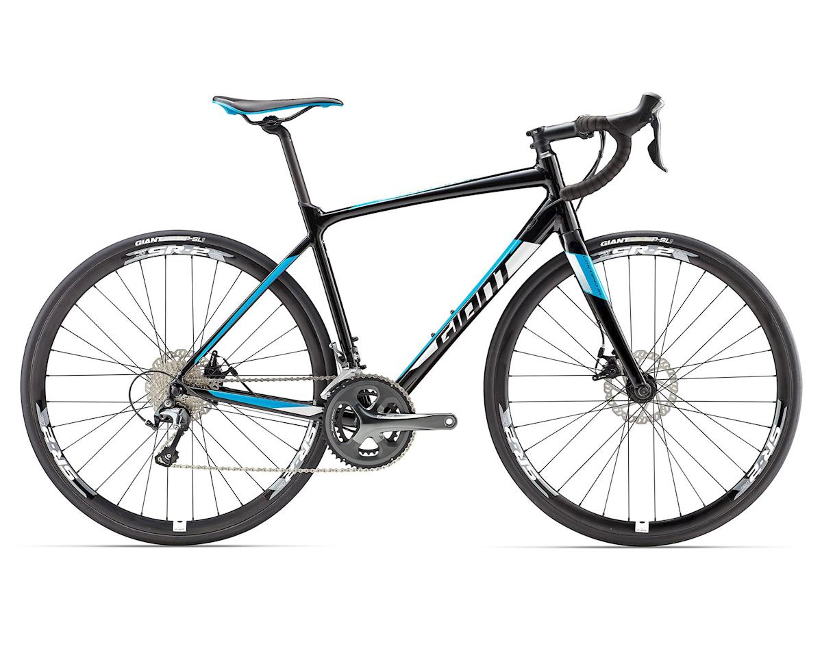 Giant 2017 Contend SL 2 Disc (Black/Blue/White)