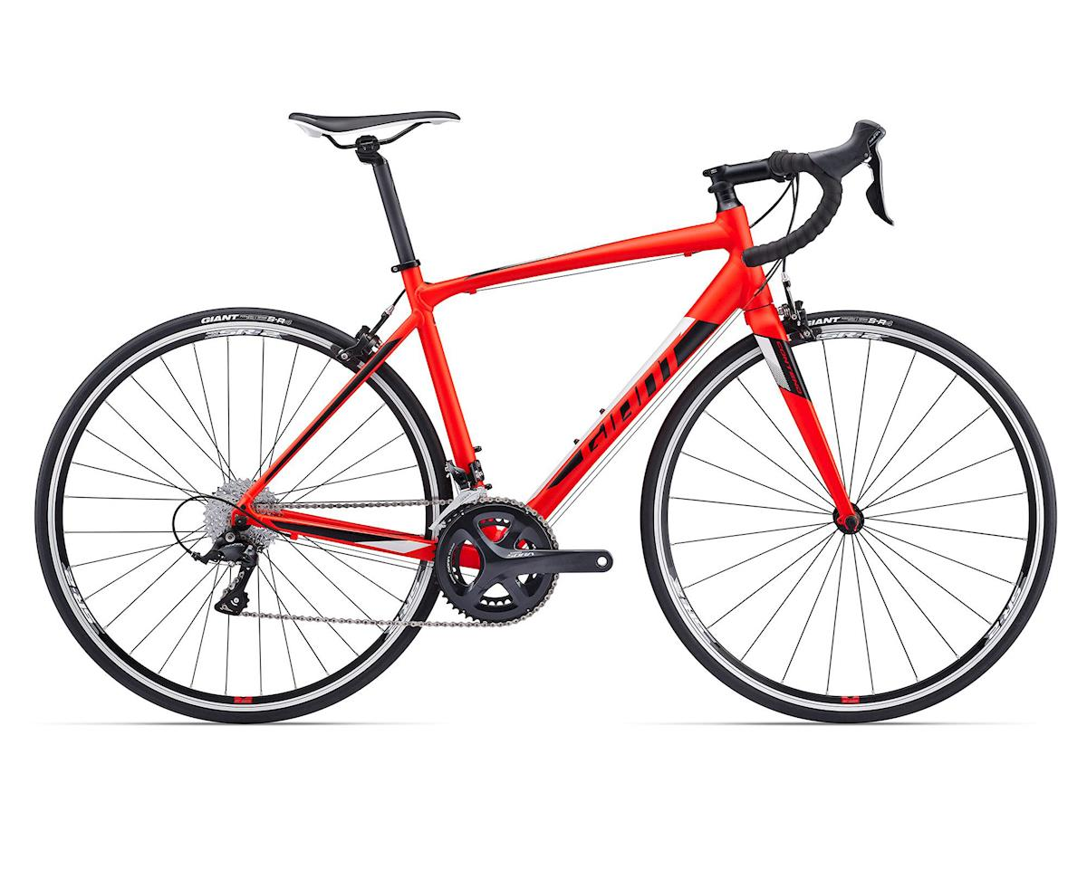 Giant 2017 Contend 1 (Neon Red)