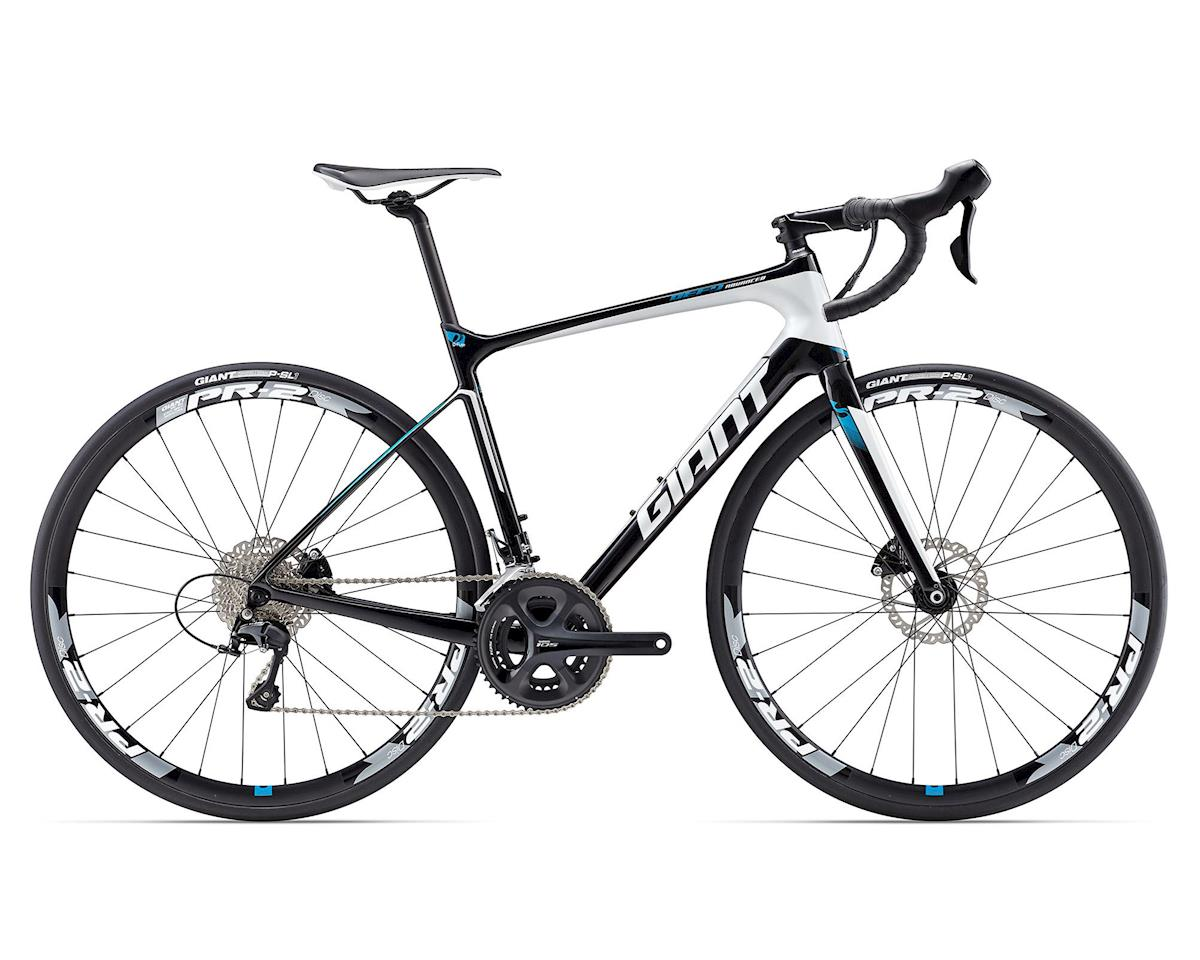 Giant 2017 Defy Advanced 2 (Composite/White/Blue)