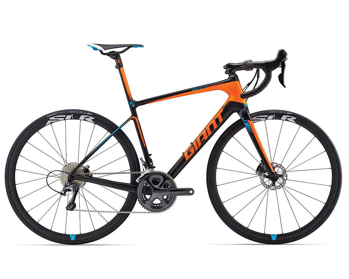 Giant 2017 Defy Advanced SL 1 (Composite/Orange)