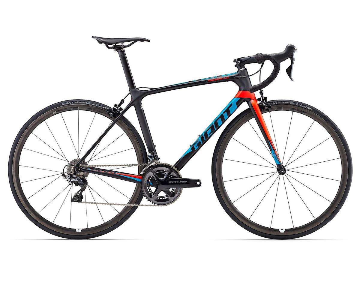 Giant 2017 TCR Advanced Pro 0 (Composite/Neon Red/Blue)