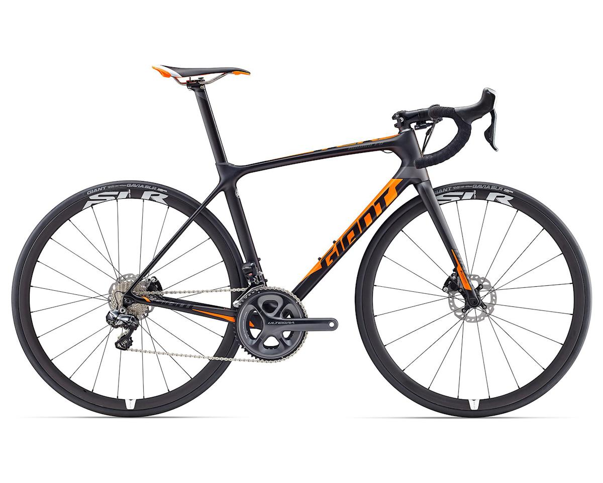 Giant 2017 TCR Advanced Pro Disc (Composite/Neon Orange) (M)