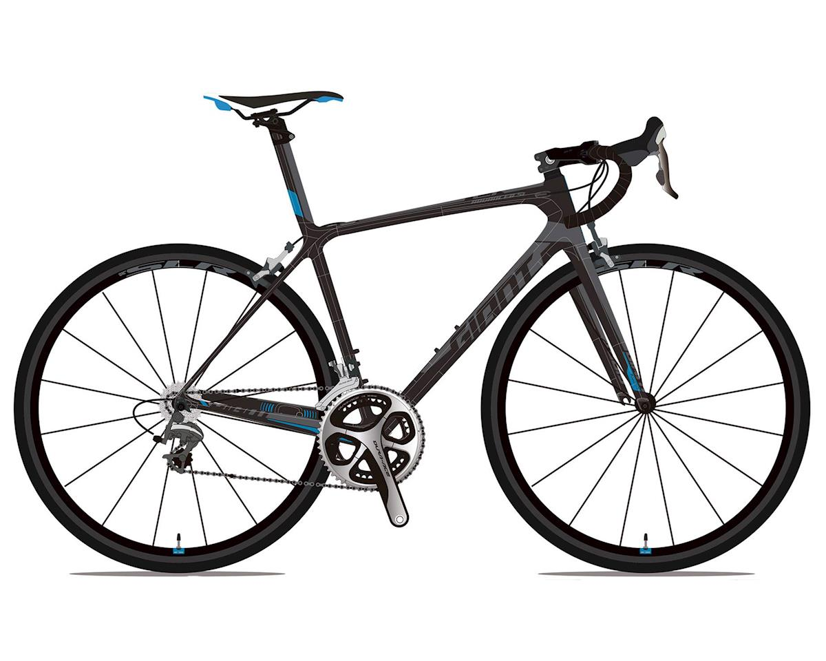 Giant 2017 TCR Advanced SL 0-DA (Composite/Blue)