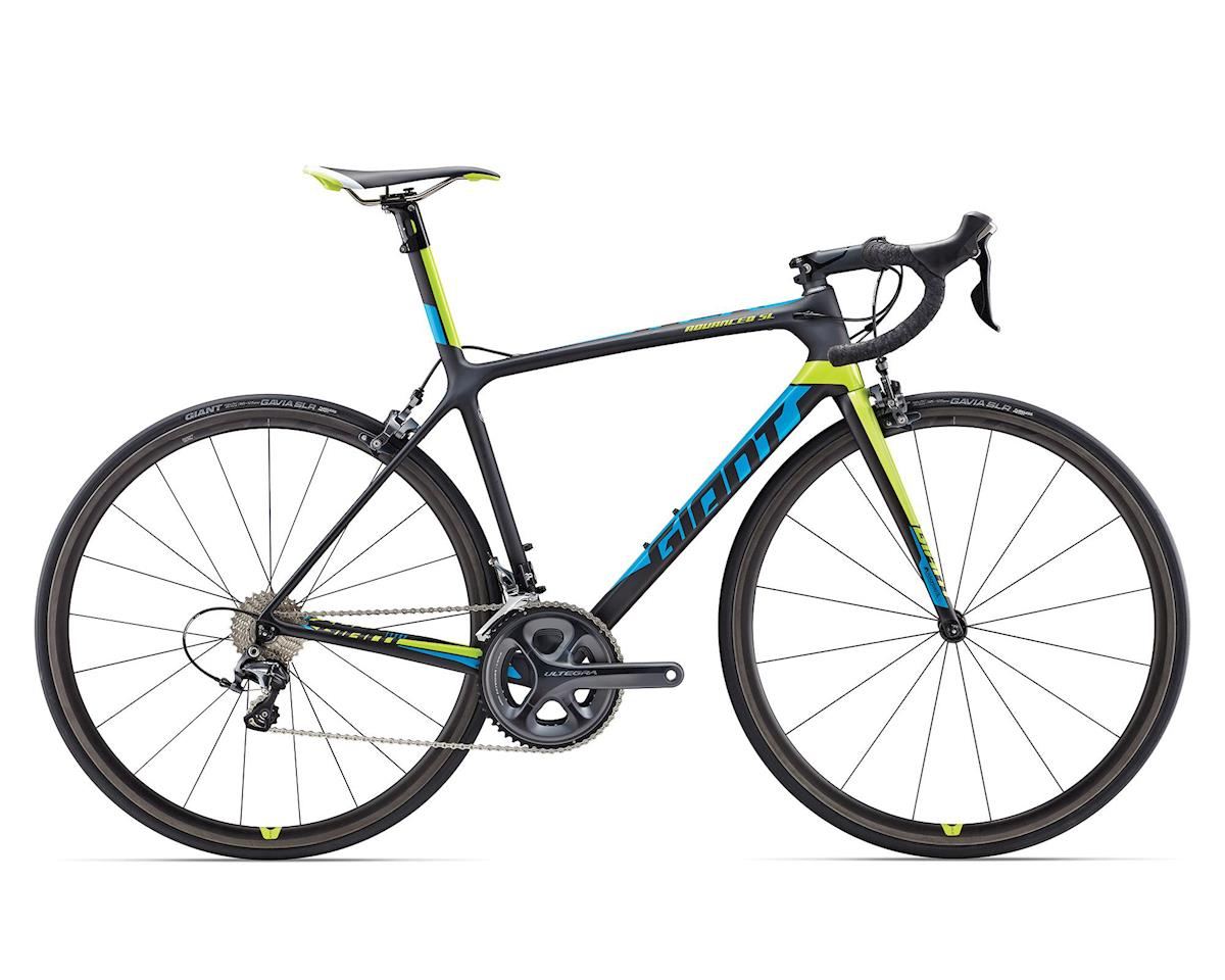 Giant 2017 TCR Advanced SL 2 (Composite/Lime/Blue)