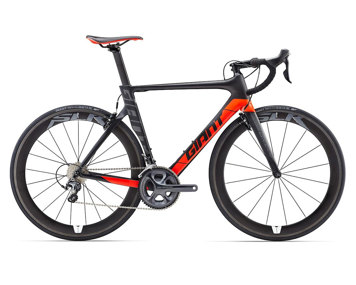 Giant 2017 Propel Advanced 1 + (Carbon/Red)