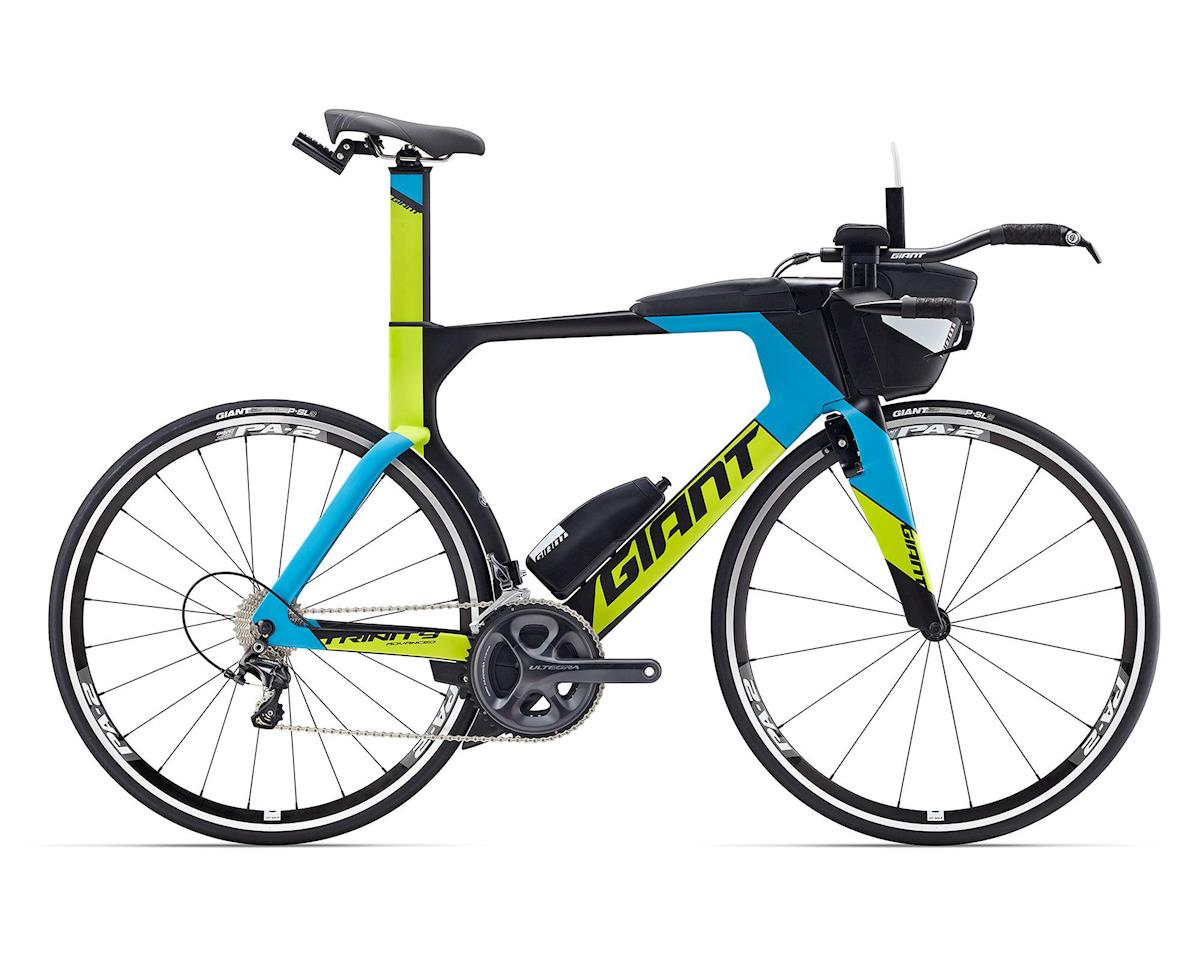 Giant 2017 Trinity Advanced Pro 2 (Composite/Blue/Lime Green)