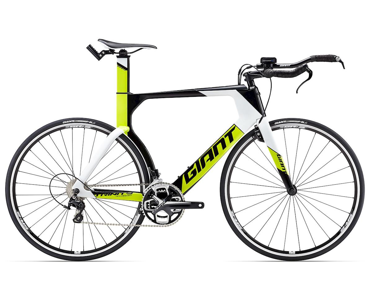 Giant 2017 Trinity Advanced (Composite/White/Lime Green)