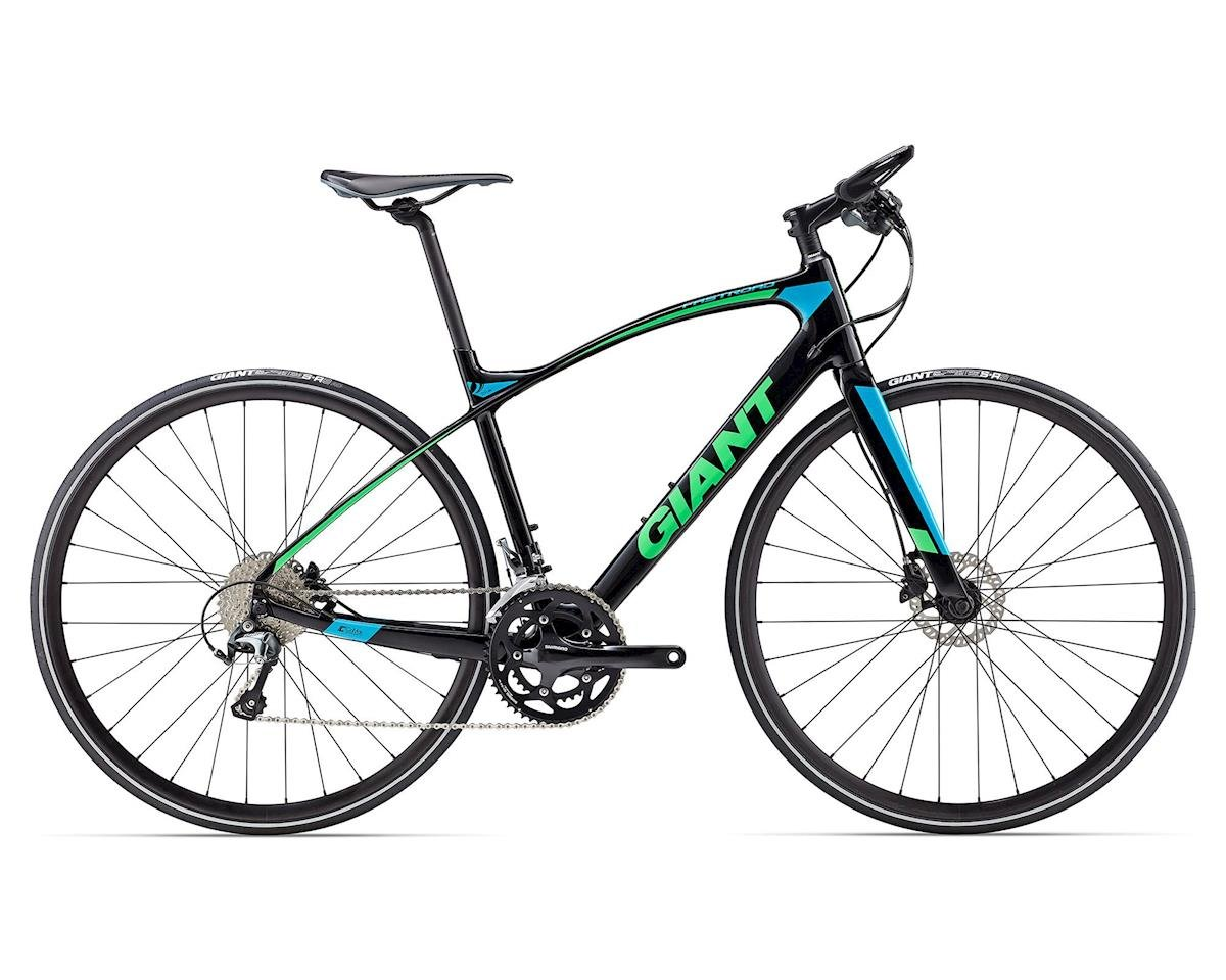 Giant 2017 FastRoad CoMax 2 (Black/Blue/Green)