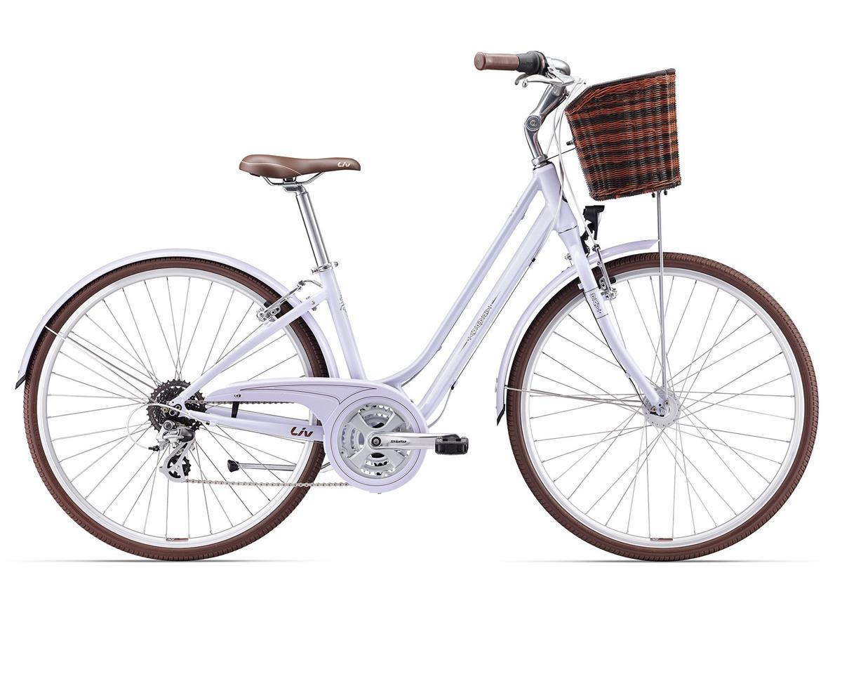 Liv/Giant 2017 Flourish 2 Women's Town Bike (Lilac) (M)