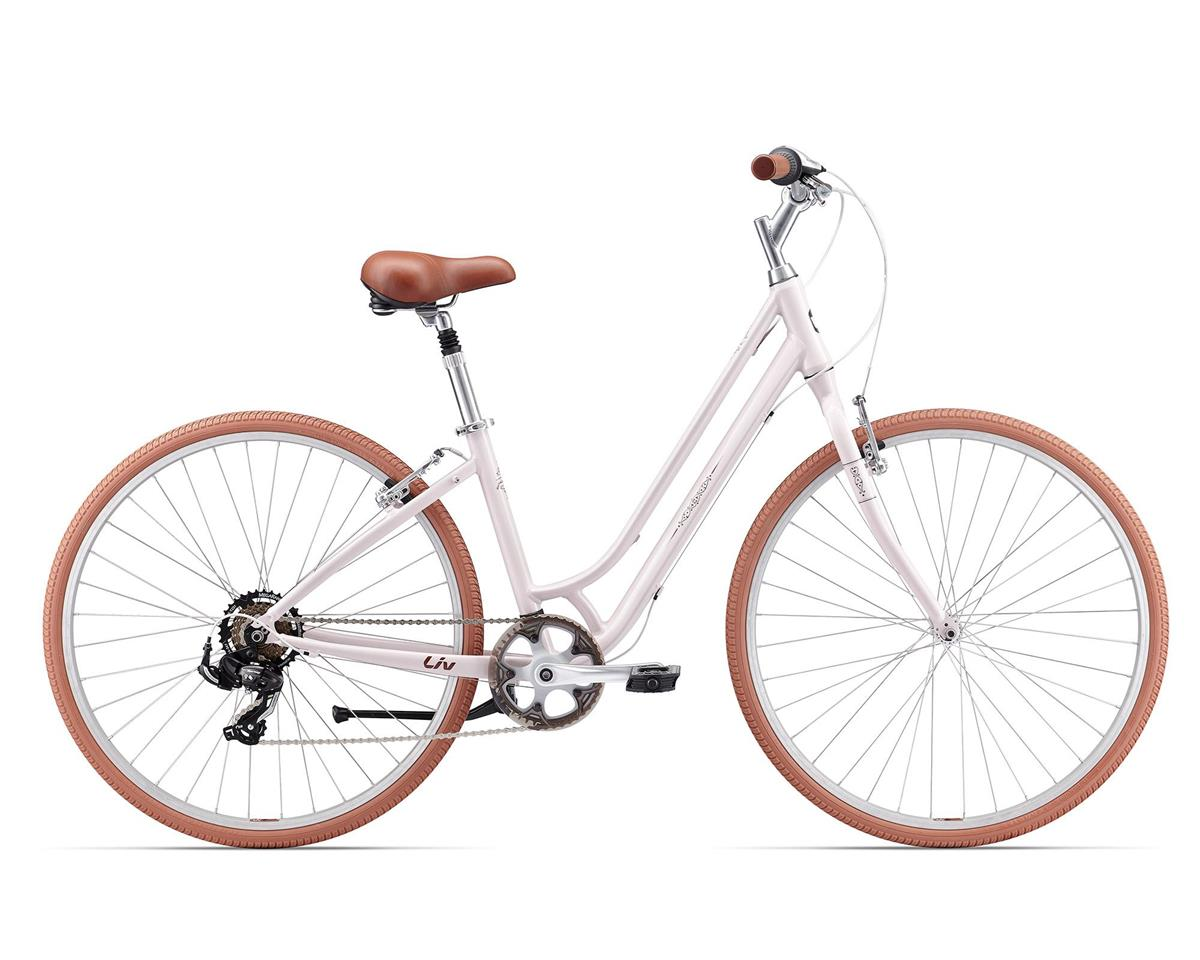 2017 Flourish 4 Women's Town Bike (Almond)
