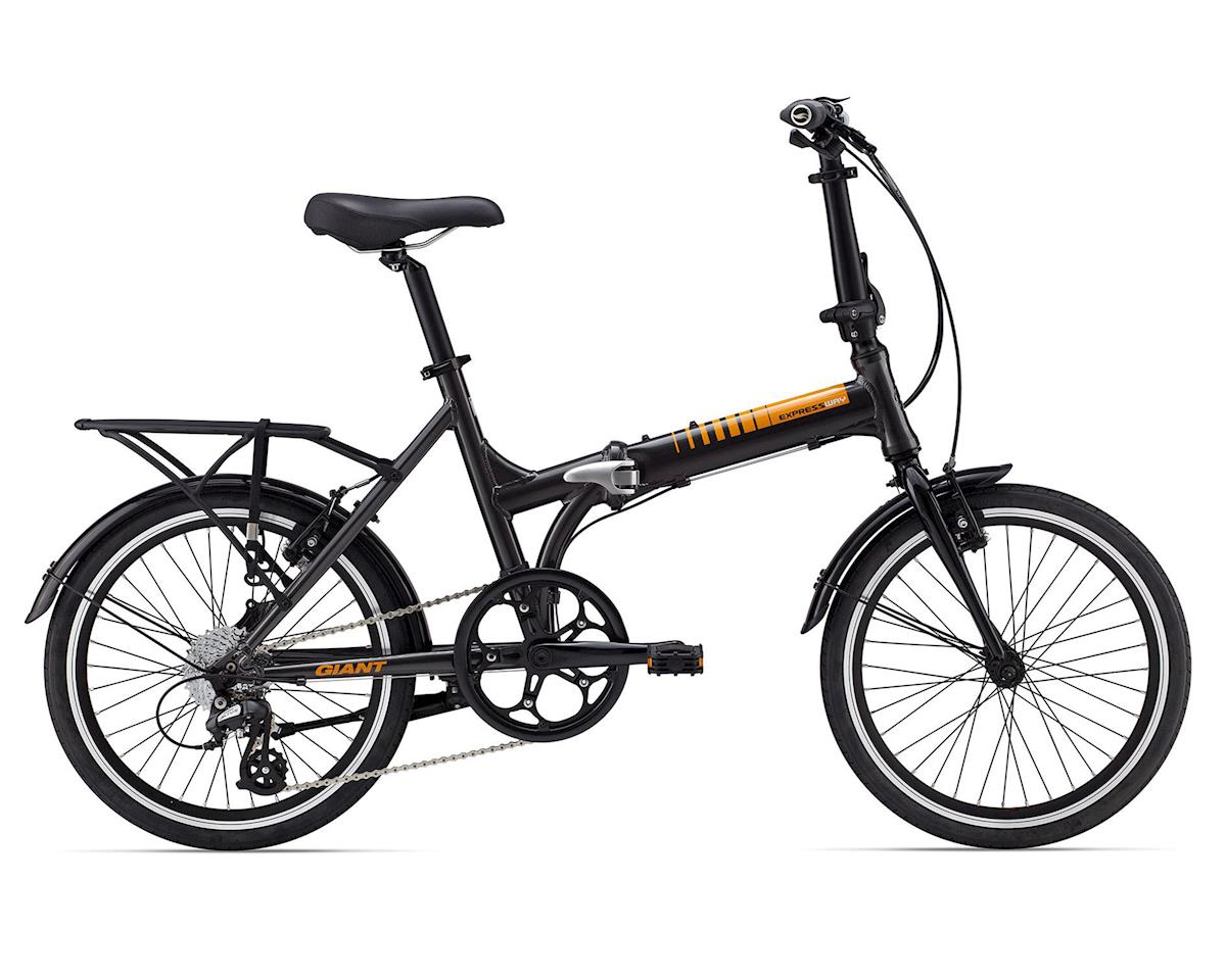 Giant 2017 ExpressWay 1 Folding Bike (Gray)