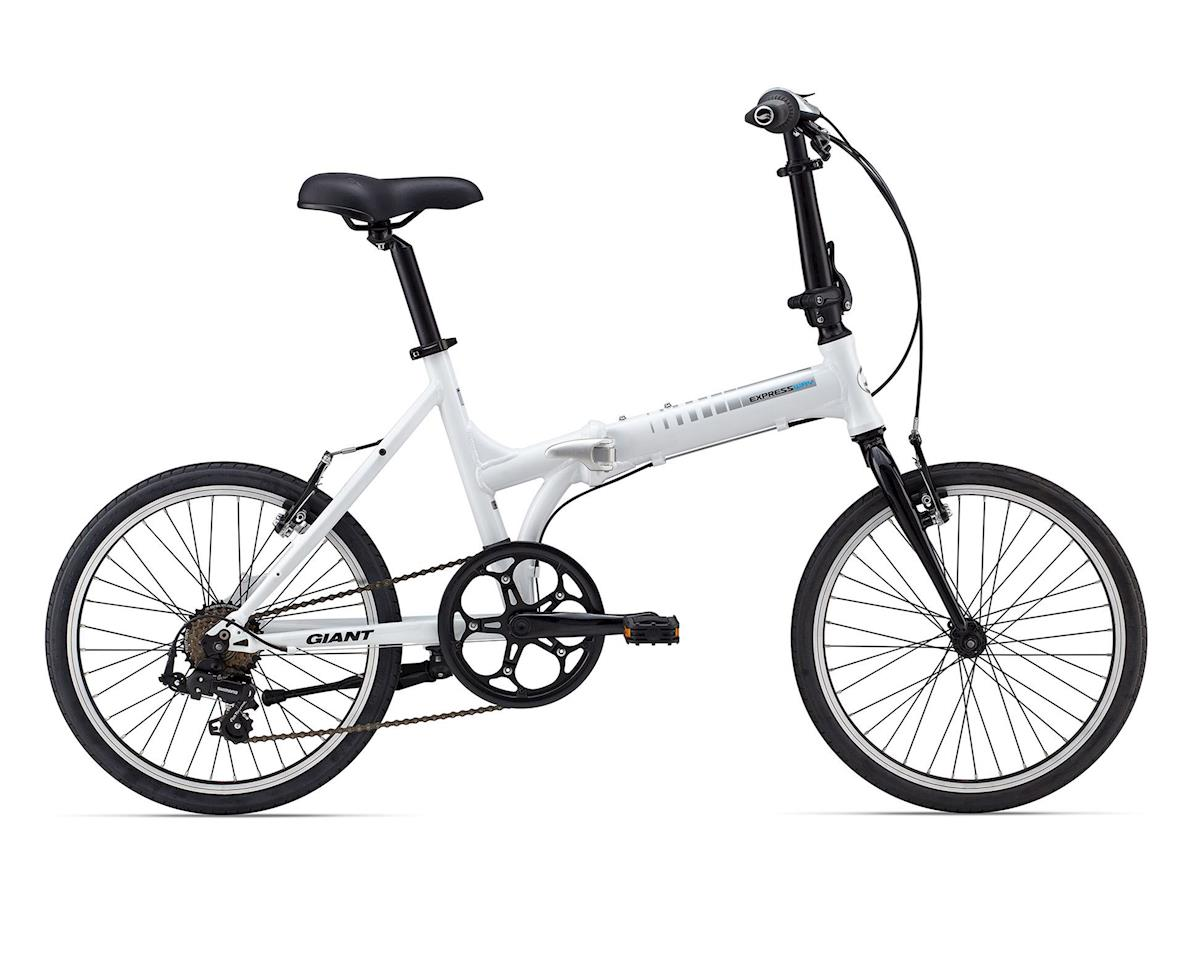 Giant 2017 ExpressWay 2 Folding Bike (White)