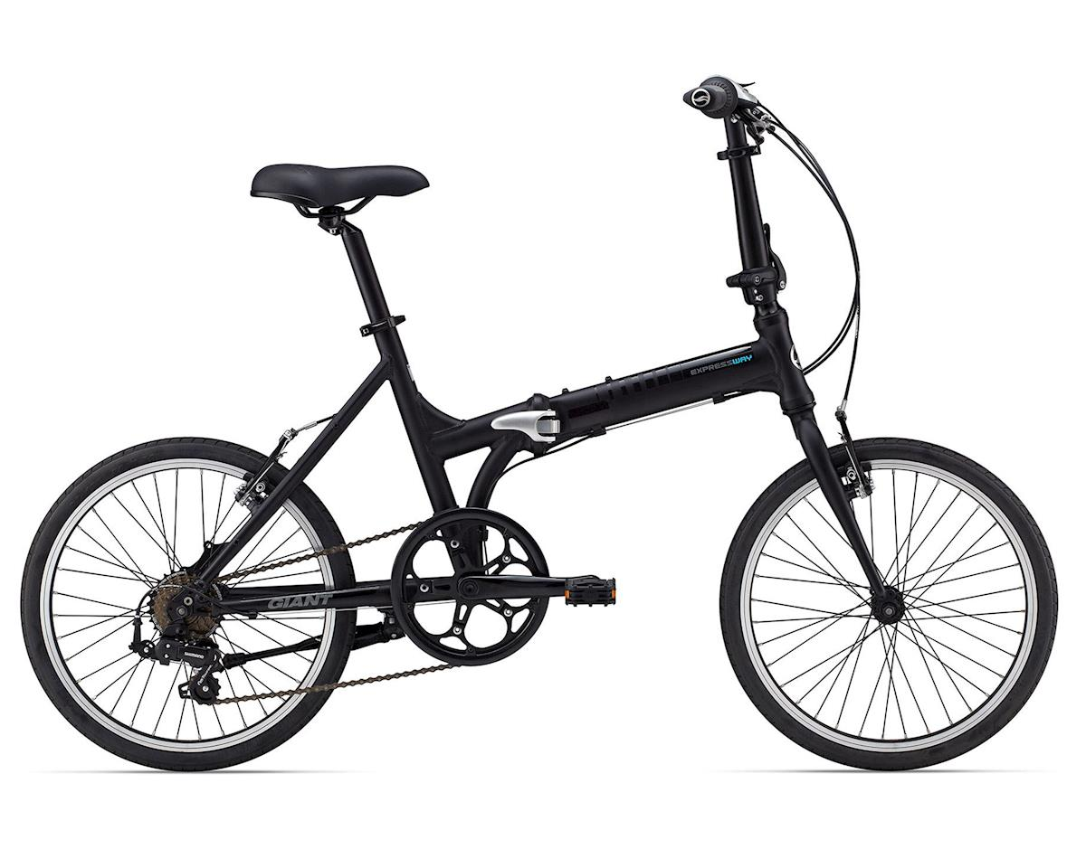 Giant 2017 ExpressWay 2 Folding Bike (Black)