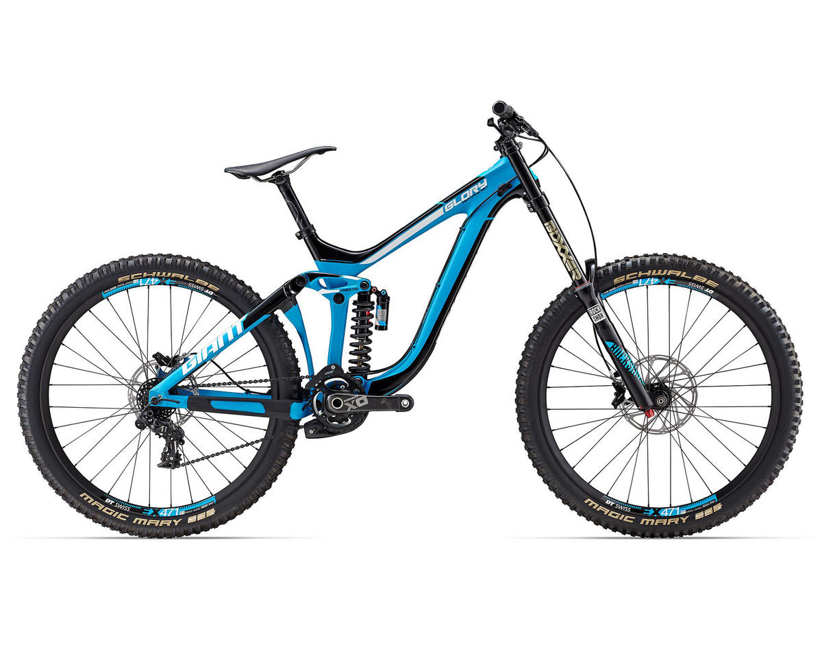 Giant 2017 Glory Advanced 0 (Blue)