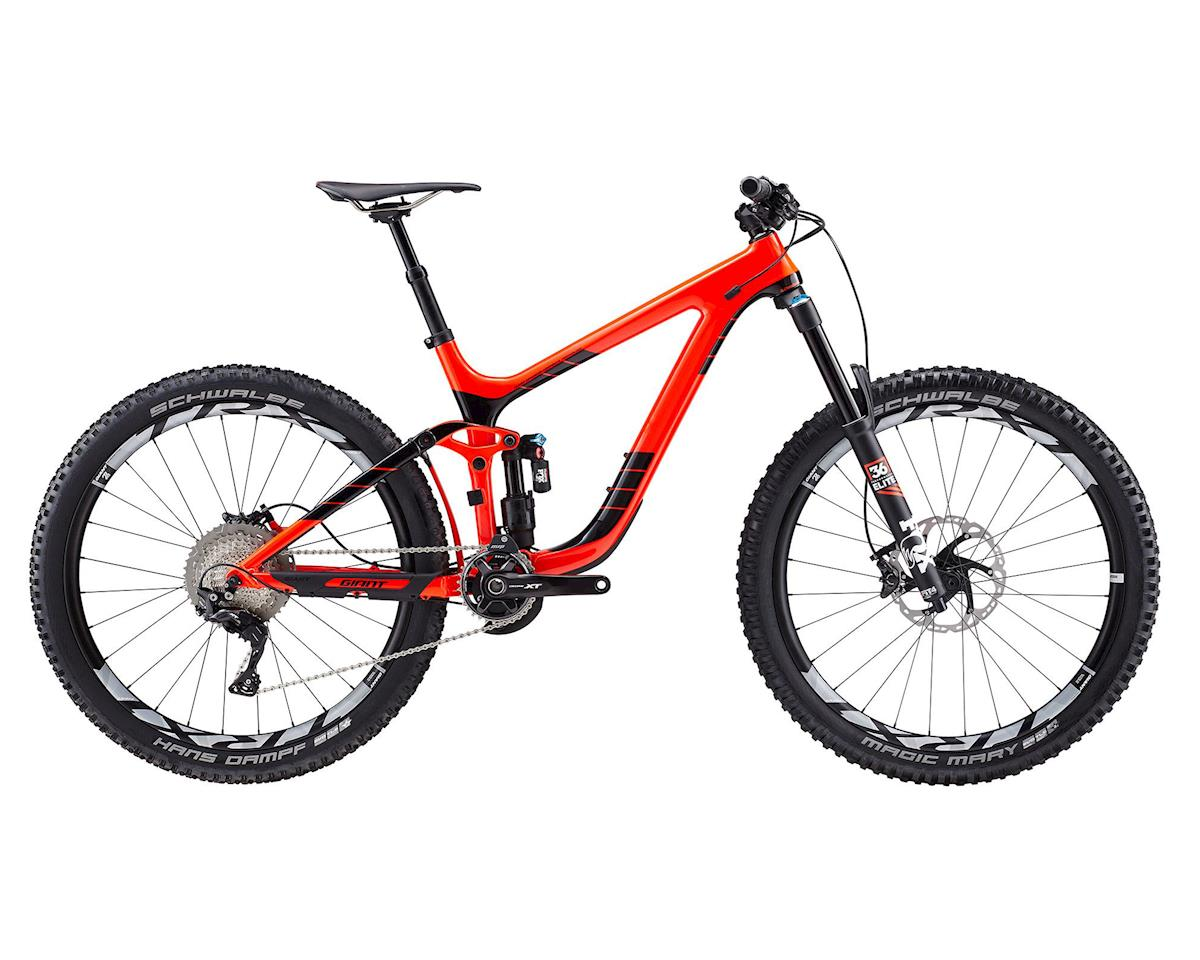 Giant 2017 Reign Advanced 1 (Red)