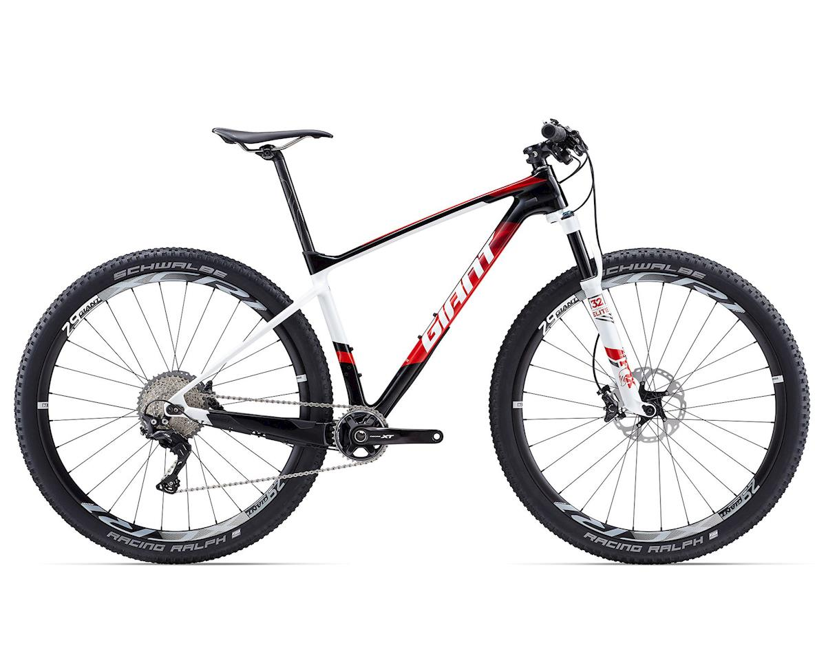 Giant 2017 XTC Advanced 29er 1 (Composite/Red/White)