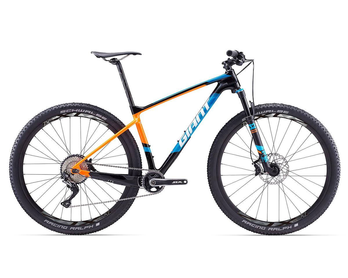 Giant 2017 XTC Advanced 29er 2 (Composite/Blue/Orange)