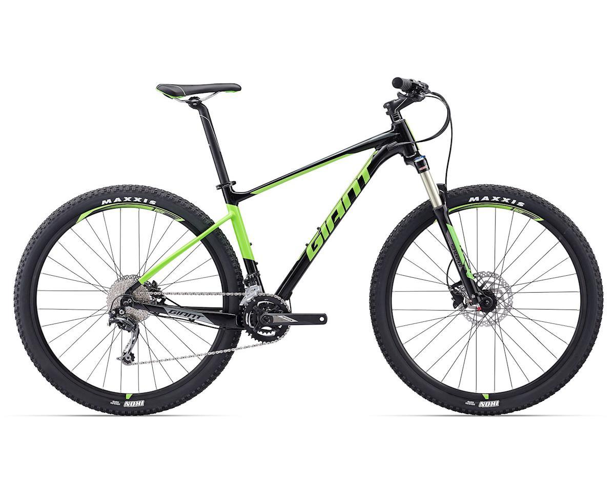 Giant 2017 Fathom 29er 2 (Black/Green)