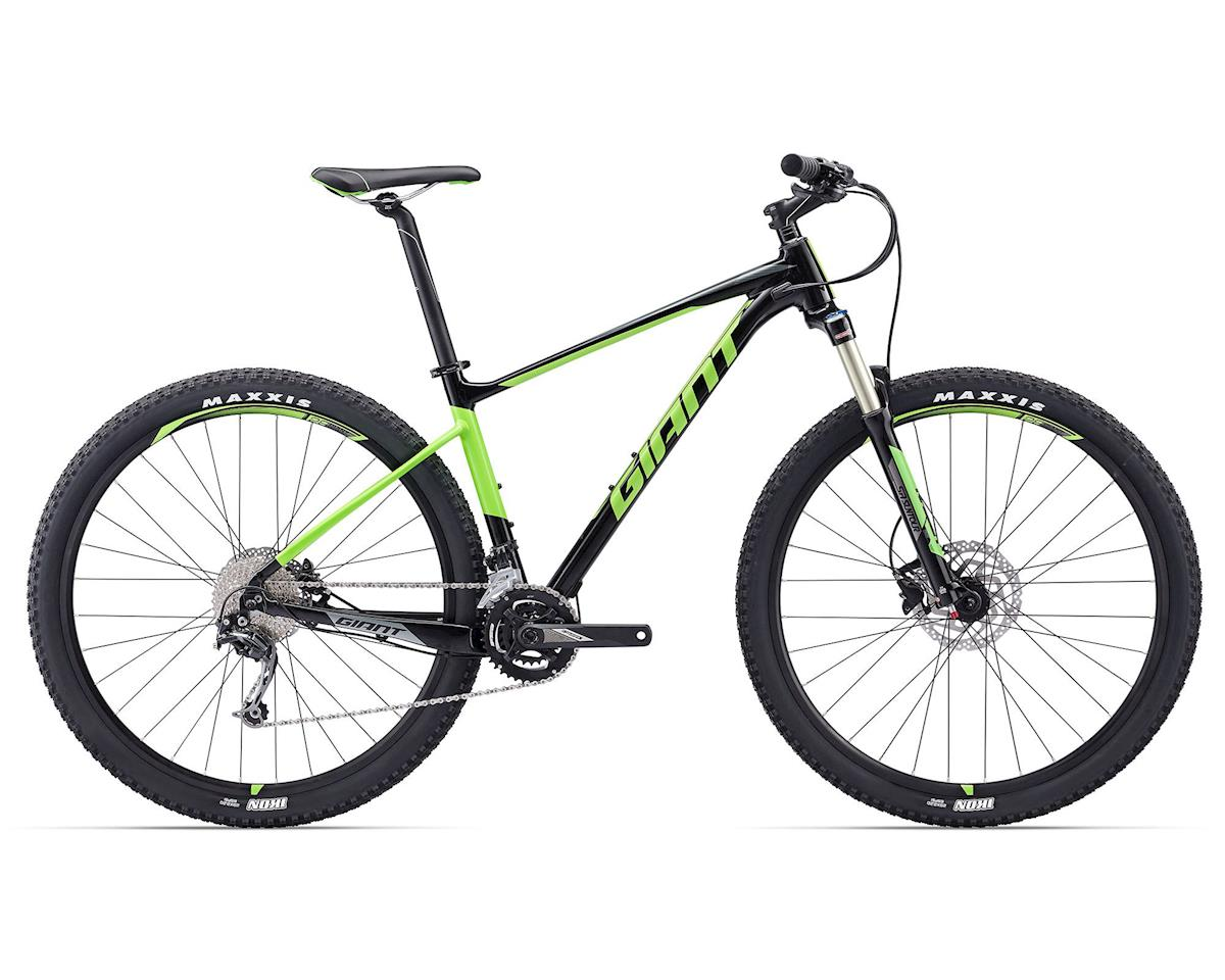 Giant 2017 Fathom 29er 2 (Black/Green)