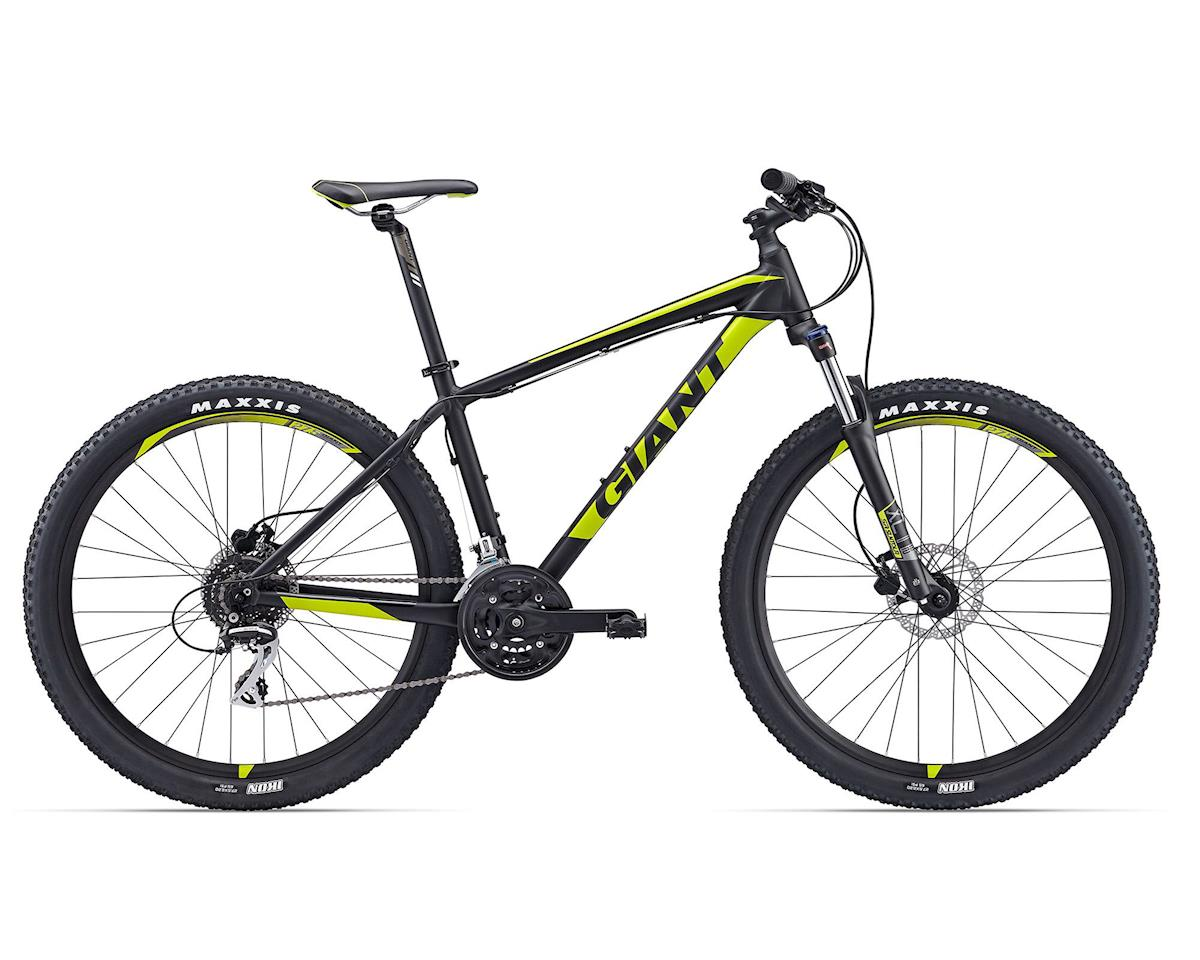 Giant 2017 Talon 3 (Black/Green)