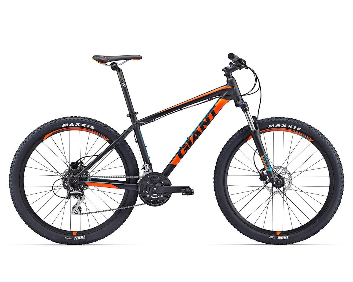 Giant 2017 Talon 3 (Black/Orange)