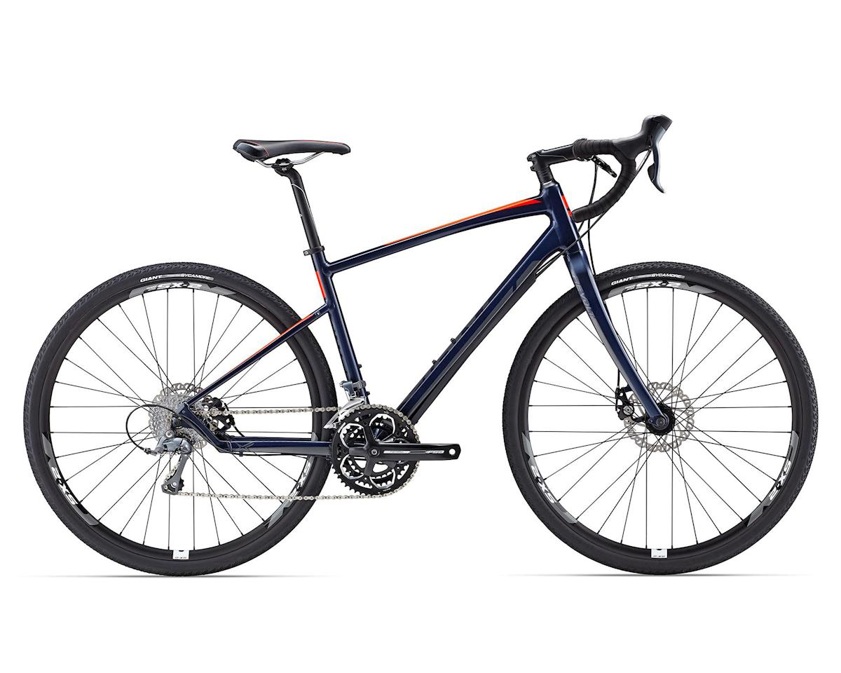 Giant 2017 Revolt 3 (Blue)