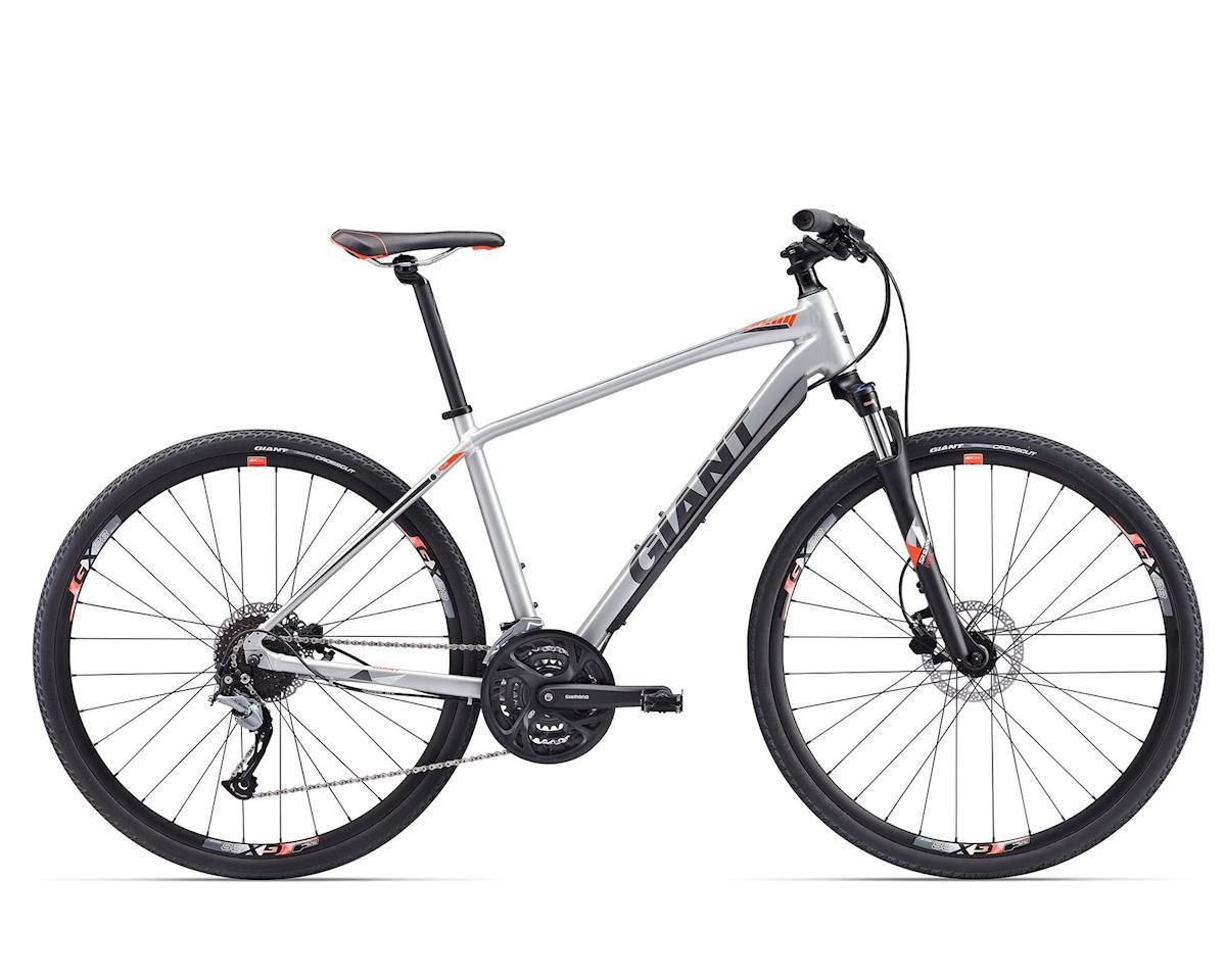 Giant 2017 Roam 2 Disc (Silver)
