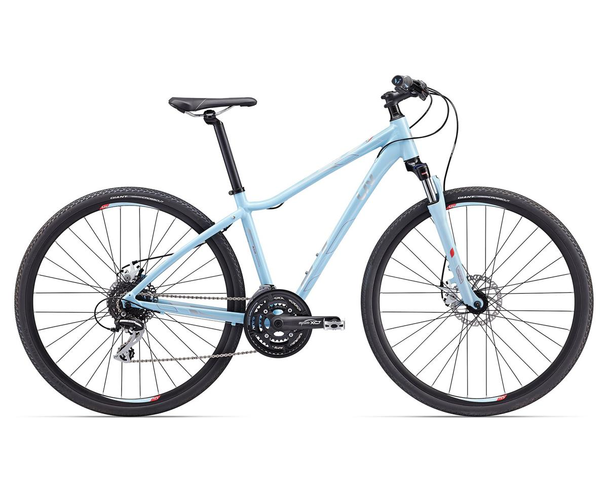 Liv/Giant 2017 Rove 3 Disc (Light Blue)
