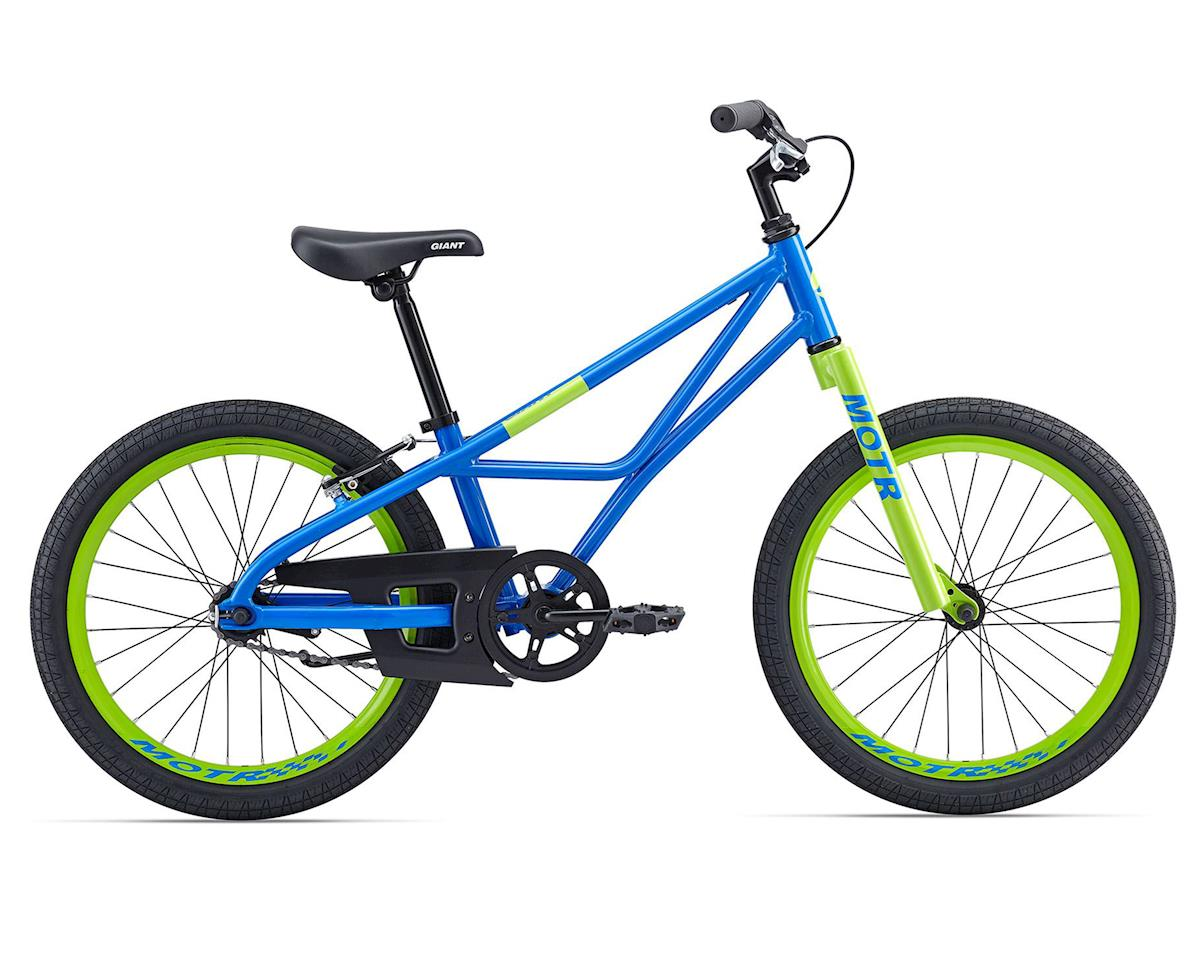 Giant 2017 Motr 20 Youth Bike (Blue/Green)