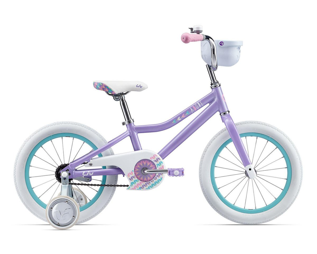 Liv/Giant 2017 Adore Kid's Bike 16 (Lavender)
