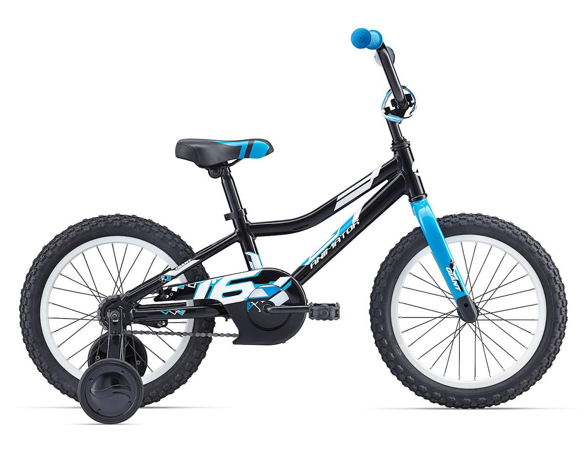 Giant 2017 Animator 16 Kid's Bike (Black)