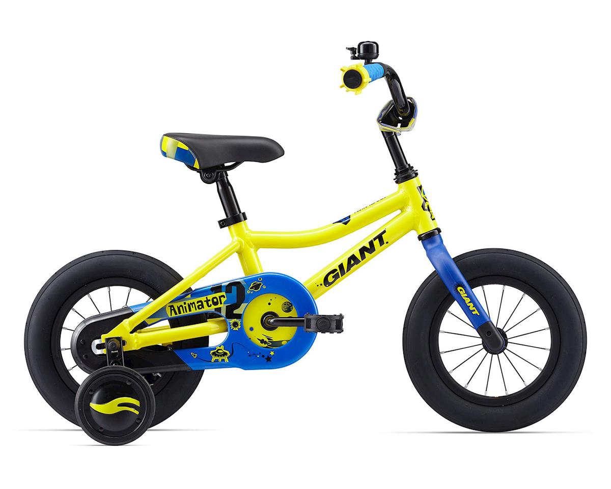 Giant 2017 Animator 12 Kid's Bike (Yellow)