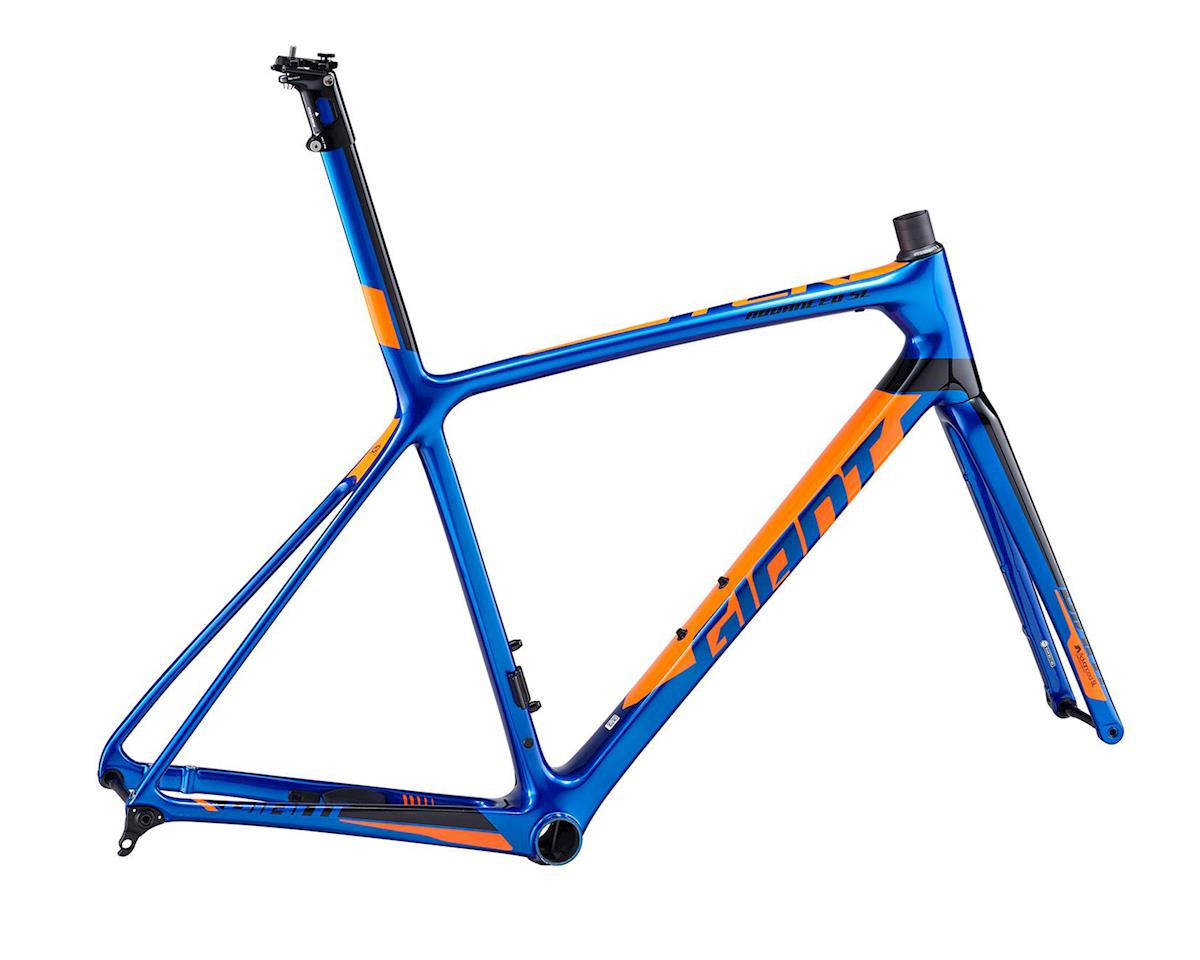 Giant 2017 TCR Advanced SL Disc-Frameset (Blue)