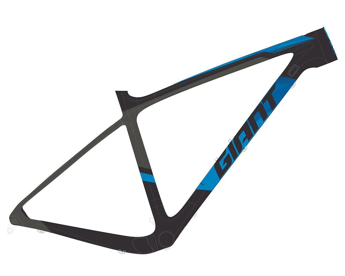 Giant 2017 XTC Advanced + Frameset (Carbon/Blue)