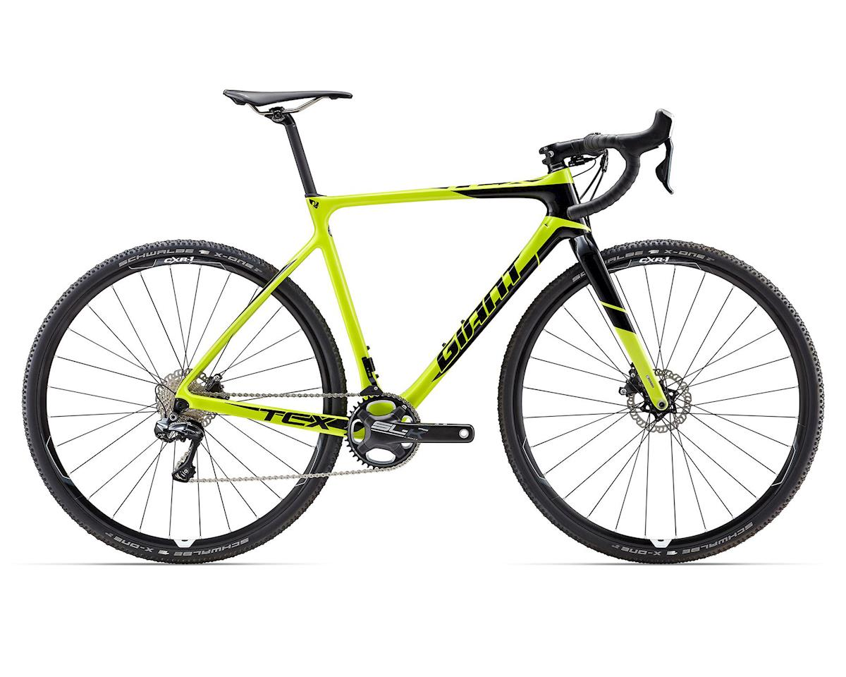 Giant 2017 TCX Advanced Pro 1 (Lime Green)
