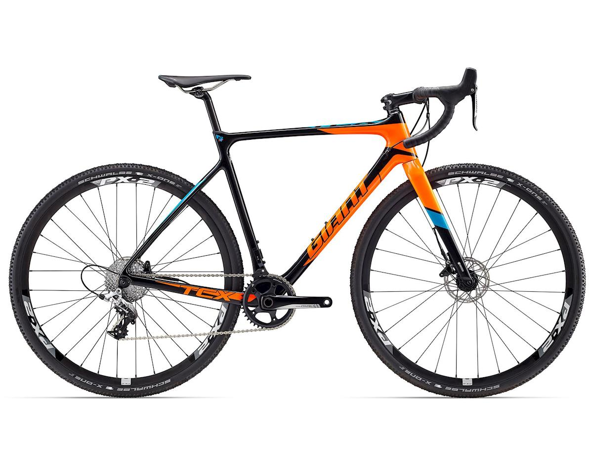 Giant 2017 TCX Advanced Pro 2 (Composite/Blue/Orange)