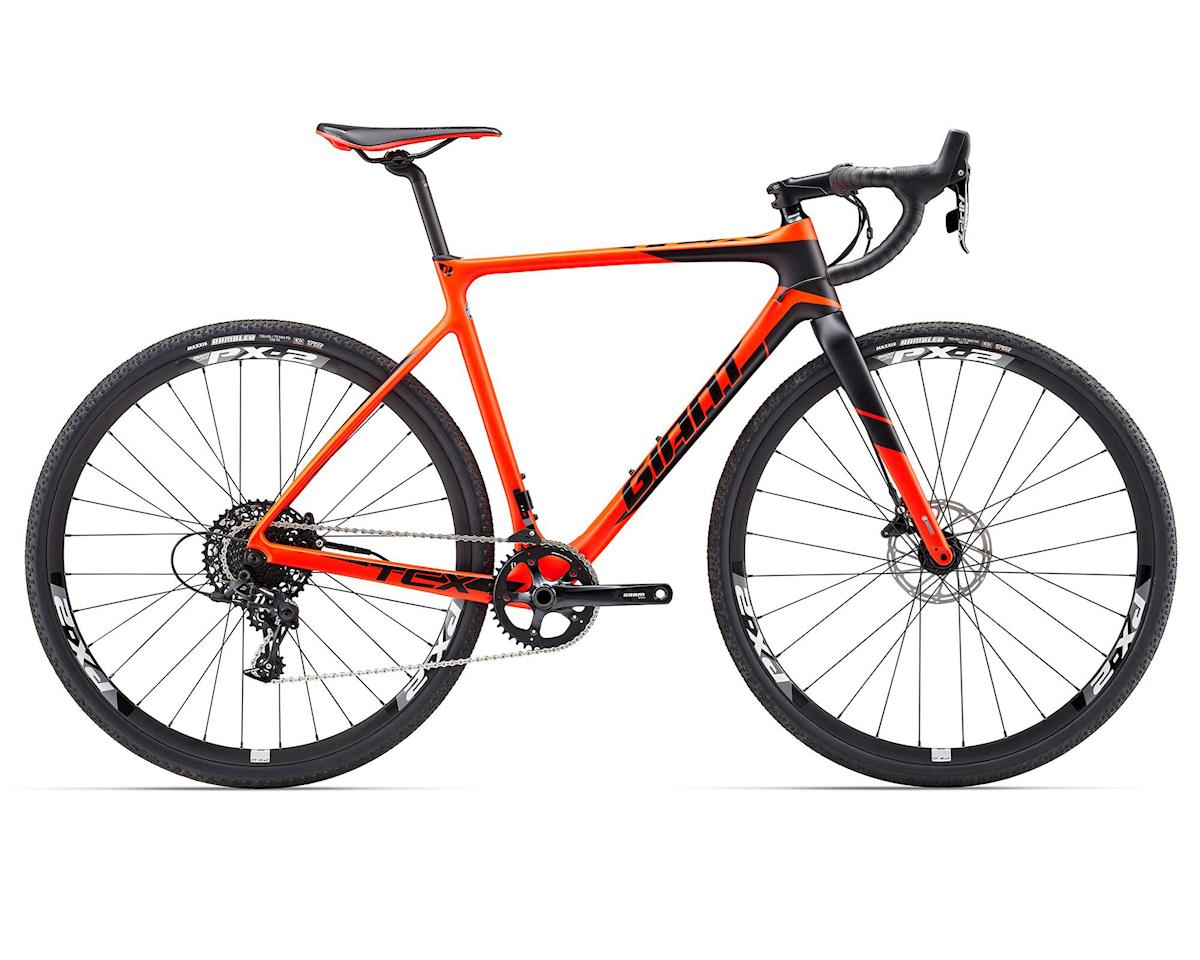 Giant 2017 TCX Advanced SX (Red)