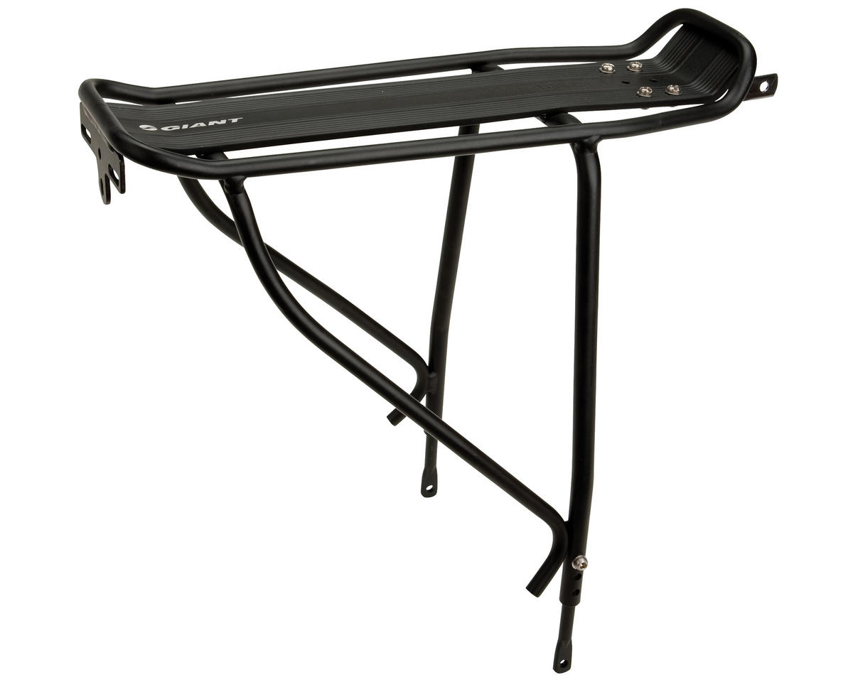 Giant Rack-It Disc Bike Cargo Rack (Black)