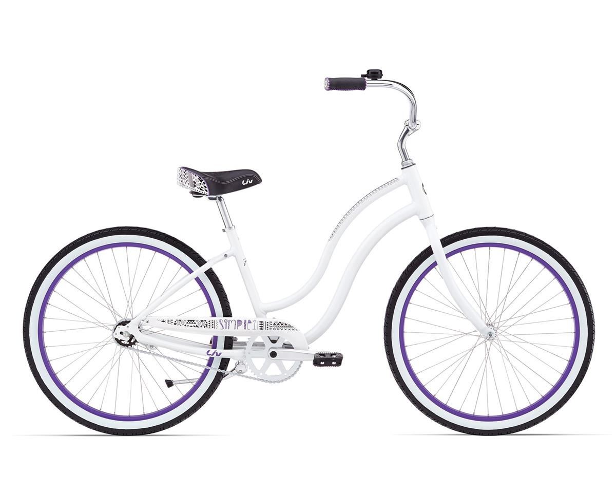 Simple Women's SingleSpeed Cruiser (White)