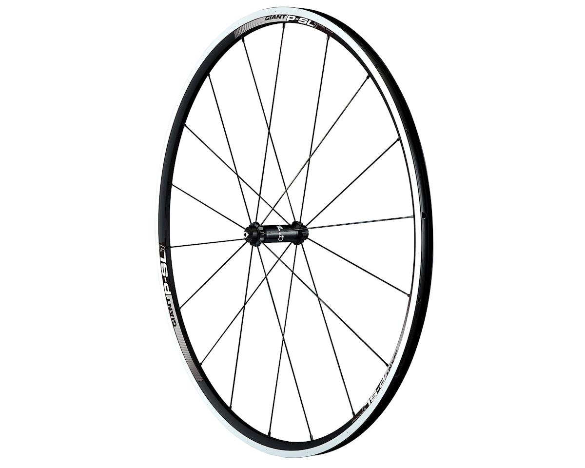 Giant P-SLR1 Scandium Road Front Wheel (Black) (2012)