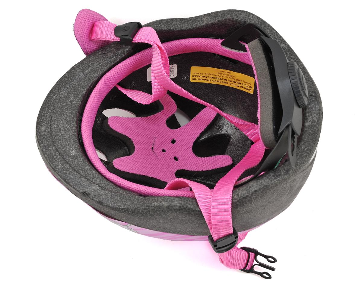 Giant Cub Infant Helmet (XS) (Pink/White Horses)