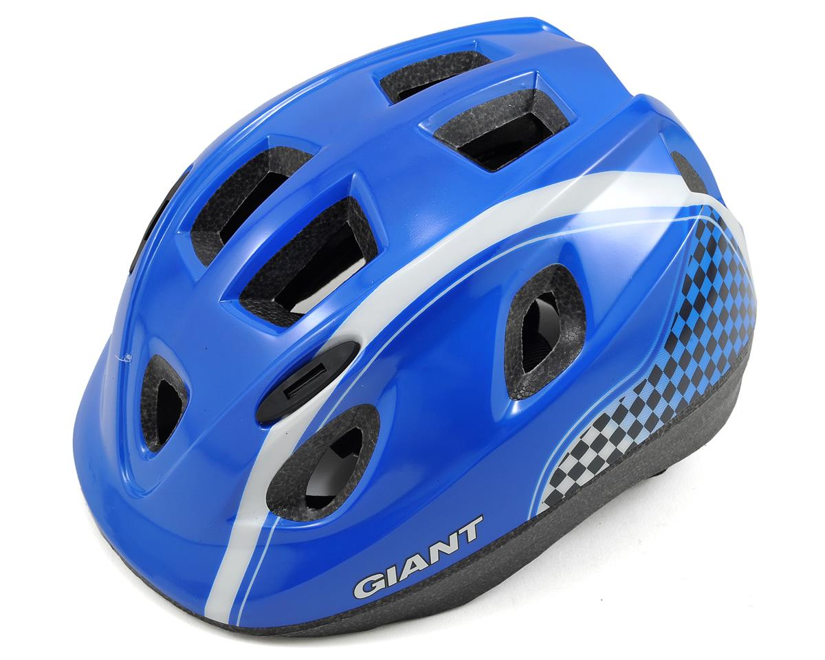 Giant Pup Toddler Helmet (S) (Race Blue)