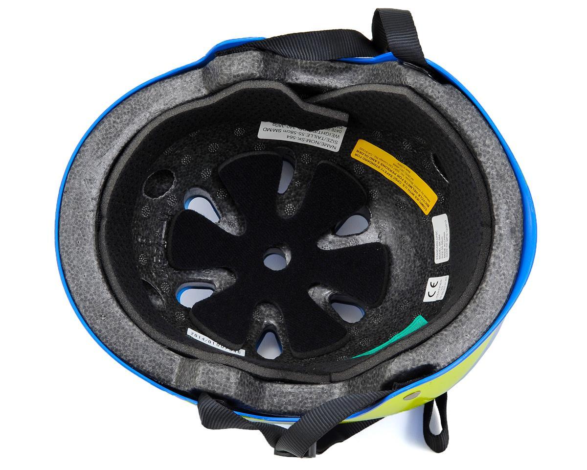 Giant Vault Helmet (Blue/Green) (S/M)