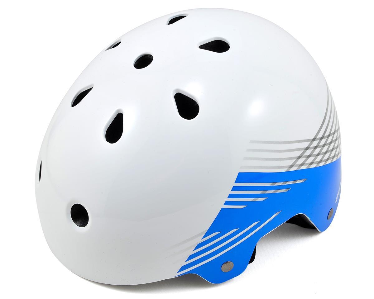 Giant Vault Helmet (White/Black) (S/M)